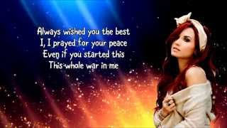 Demi Lovato - Father (Lyrics)