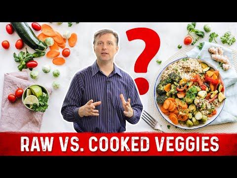 Raw Veggies Versus Cooked Veggies?