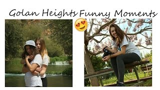 GOLAN HEIGHTS // FUNNY MOMENTS