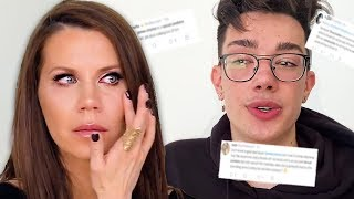 Tati Cries & Begs James Charles Fans To Stop Bullying After Bye Sister Video Goes Viral