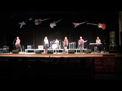 Carry On My Wayward Son Cover at Pflugerville Battle of the Bands