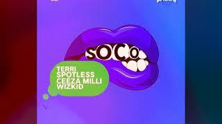 StarBoy   Soco Audio Ft  Wizkid, Ceeza Milli, Spotless, Terri {Cover By CKENT}