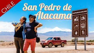Barro En El Desierto // San Pedro De Atacama, Chile