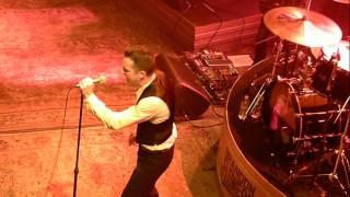 Brandon Flowers -  Playing With Fire - HD - HOB Las Vegas 2011-04-16