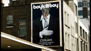 Boy kill boy - Civil Sin Lyrics (Civilian 2006)