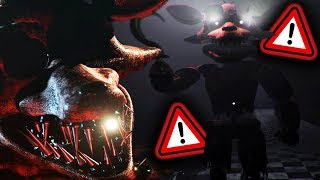 WE CAN PLAY AS FOXY HUNTING THE NIGHTGUARD?! | Five Nights at Freddys 2 Unreal 4 Edition (Part 1)
