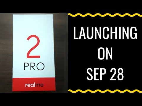 Realme CEO shares update about Realme 2 Pro & Android P
