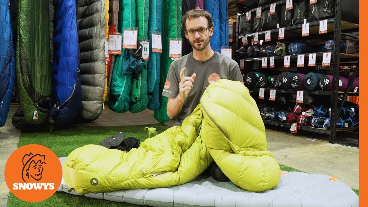 Hydrogen Sleeping Bag (0.9 °C)