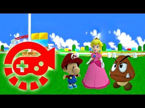 360° Video - Super Mario 3D Land 1-1