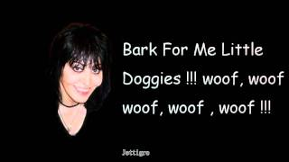 Joan Jett - I Wanna Be Your Dog ( LIVE )