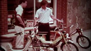 Moped Safety 16mm Film - 1979 in HD (entire film)