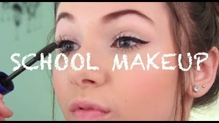 Simple Everyday School Makeup Routine♡ - Video Youtube
