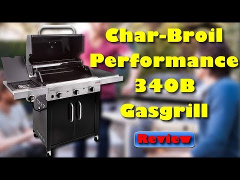Char-Broil Performance Series™ 340B - 3 Brenner Gasgrill