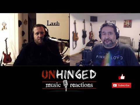 Unhinged Music Reactions Channel Introduction
