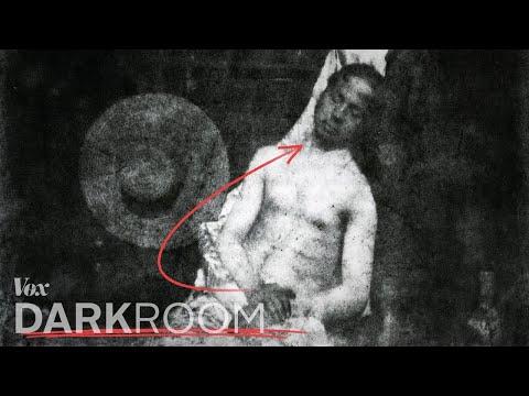 Proč tento průkopník fotografie předstíral svou smrt