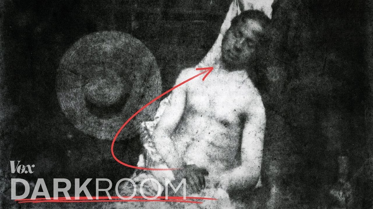 The first faked photograph thumbnail