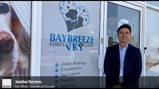Jonathon Burrowes Interview with Bay Breeze Family Vet Clinic