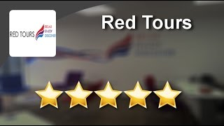 Red Tours Wembley Superb 5 Star Review by Sucharitha Y.