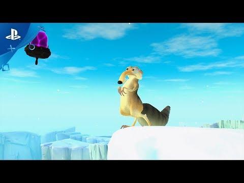 Trailer de Ice Age Scrats Nutty Adventure