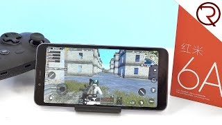 Can you game on a $90 Phone?! I tried PUBG on the Xiaomi Redmi 6A