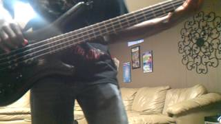 """Stryper- """"Not That Kind Of Guy"""" bass cover"""