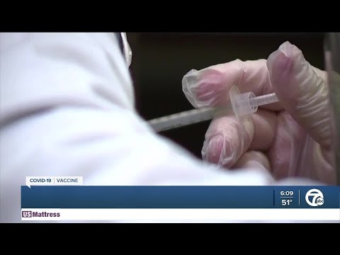 FEMA wrapping up operations at Ford Field mass vaccination clinic