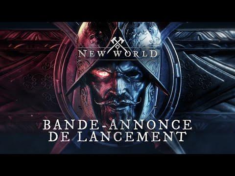 New World : Bande-annonce de lancement de New World