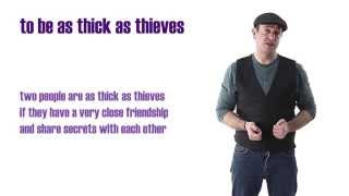 Five idioms with 'thick' that you need to know