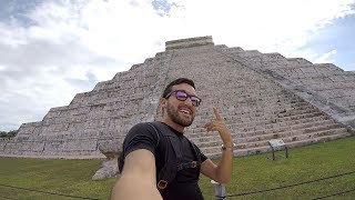 Tour Chichen Itza Desde Cancun ¿que Cuesta? ¿que Incluye? @sebitastrip