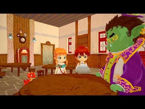 Little Dragons Café - Managing your very own café thumbnail