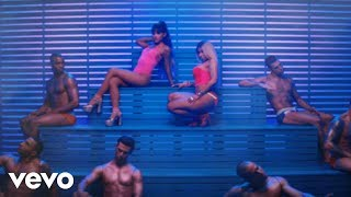 YouTube video E-card Side To Side ft Nicki Minaj Official Video Taken from the new album Dangerous Woman