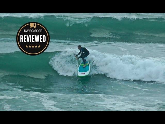 2016 Red Paddle Co Whip review / Surf iSUP