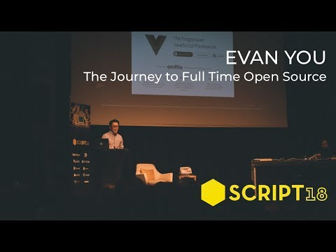 The Journey To Full Time Open Source