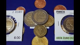 New Euro Coins!