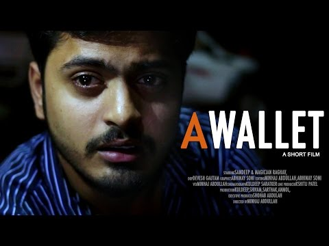 A Wallet - Award winning Hindi Short Film 2015
