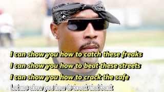 Nate Dogg - Concrete streets LYRICS