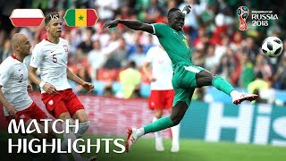 Poland v Senegal - 2018 FIFA World Cup Russia™ - Match 15 - Video Youtube