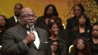 Bishop T.D. Jakes  LET IT GO West Angeles COGIC HD!