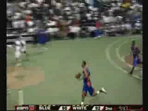 Dominic Cheek Highlights in the 2K8 Elite 24 at The Rucker