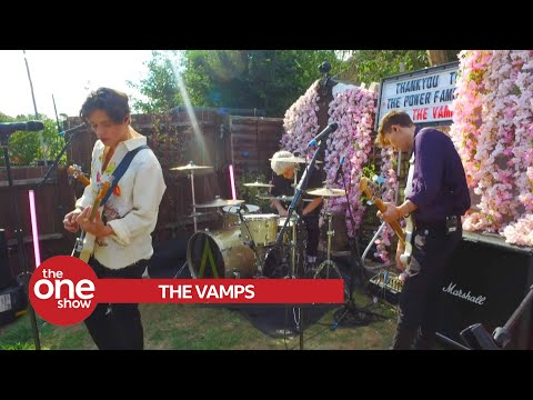 The Vamps – Married In Vegas (Live on The One Show)