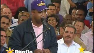 preview picture of video 'Juramentación del Equipo de Campaña de San Cristobal'