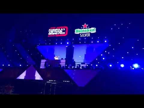 Armin Van Buuren Live at Hanoi Vietnam 2019 (Full 1 Hours)