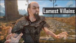 Skyrim: Top 5 Lamest Villains You'll Ever Meet in The Elder Scrolls 5: Skyrim
