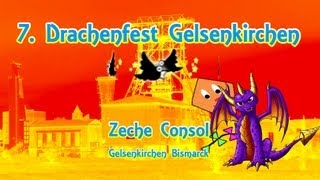 preview picture of video '7 Drachenfest Gelsenkirchen'