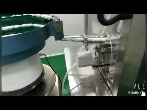 Automatic pharmaceutical liquid filling and capping machine