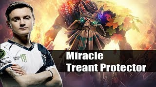 Dota 2 Stream: Liquid Miracle playing Treant Protector