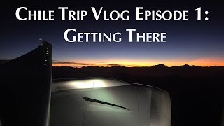 Patagonia Vlog #1: Getting There in American Airlines Business Class
