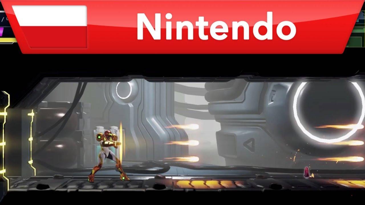 Metroid Dread – pokaz rozgrywki | Nintendo Switch