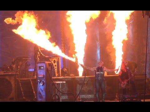 Rammstein - Benzin - Live Les Vieilles Charrues 2013