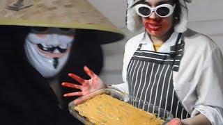 ME HACKEARON y cocino una CHOCOTORTA